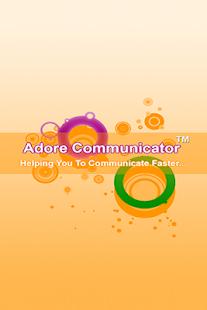Adore Communicator