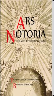 Ars Notoria - Alchemist Book