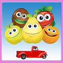 Flying Fruits icon