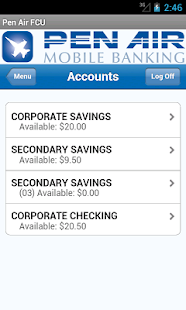 Pen Air FCU - screenshot thumbnail