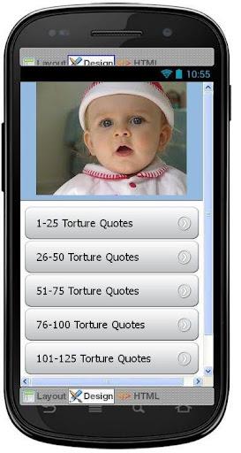 Best Torture Quotes