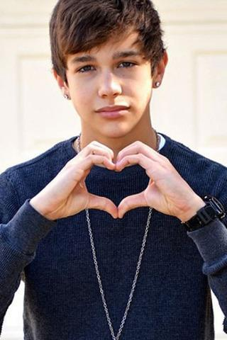 Austin Mahone Live Wallpaper - screenshot