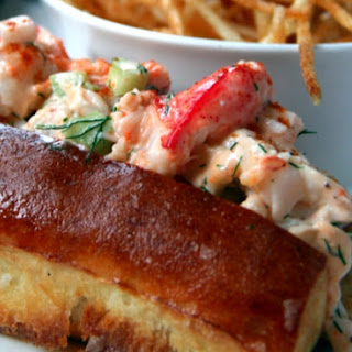 John Dory Oyster Bar's Lobster Roll