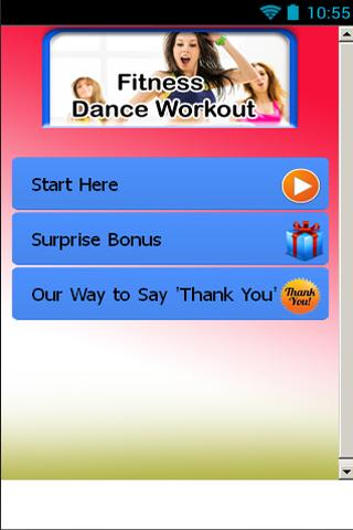 Fitness Dance Workout