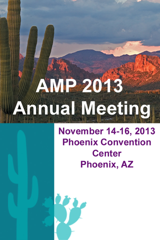 AMP 2013 Annual Meeting