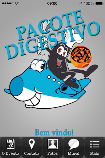 Pacote Digestivo