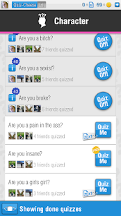 Quiz it on! - Social quiz game- screenshot thumbnail