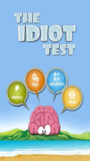 The Idiot Test - Visual