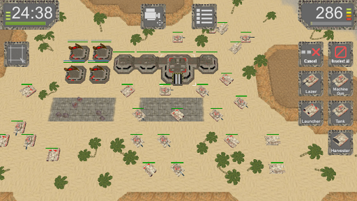 Project RTS - 即时战略- 試用版