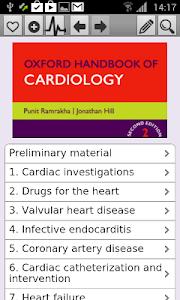 Oxford Handbook Cardiology 2 E v1.9.2