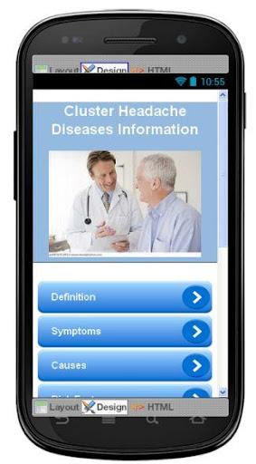 Cluster Headache Information
