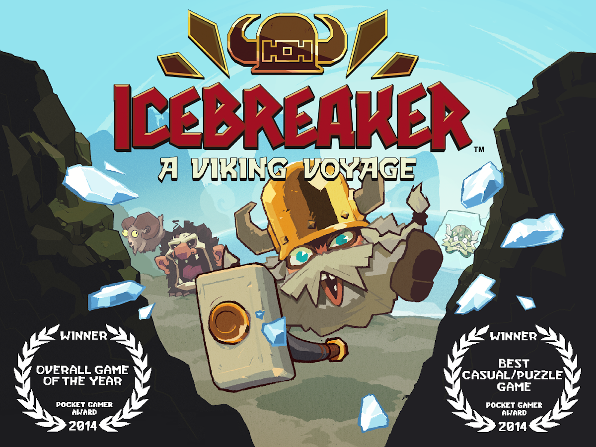 Icebreaker: A Viking Voyage- screenshot