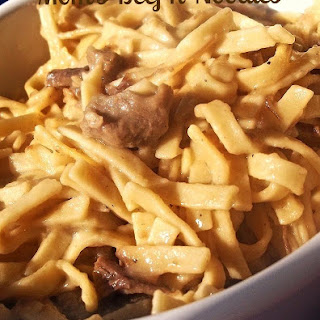 Mom's Beef n Noodles.