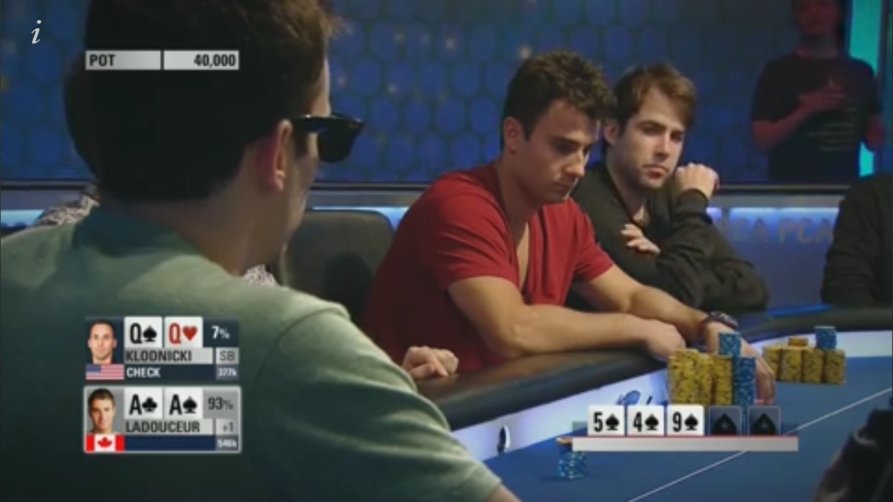 PokerStars TV: captura de pantalla