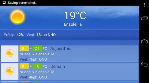 Meteo Toulouse