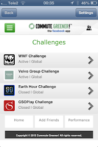 Commute Greener – smarter ways screenshot 4