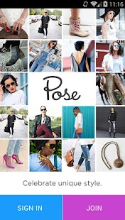Pose - screenshot thumbnail