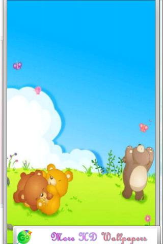 Cute Cartoon Wallpapers - screenshot