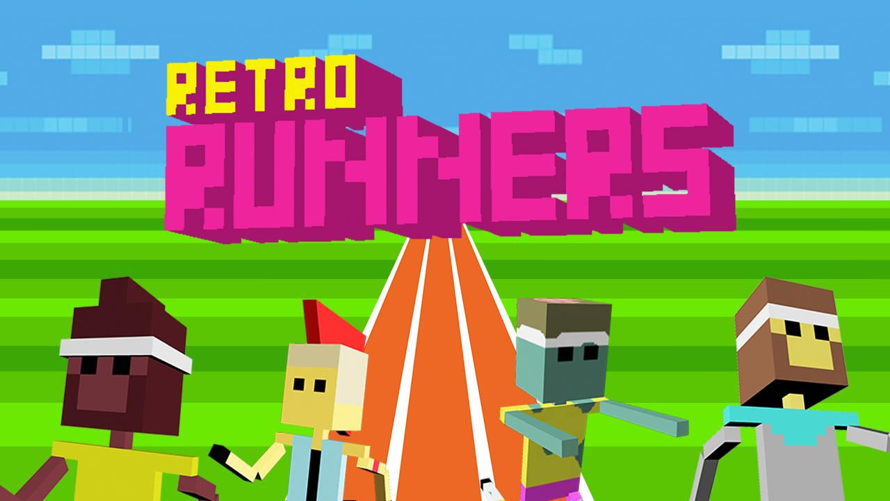 Retro Runners - Endless Run - screenshot
