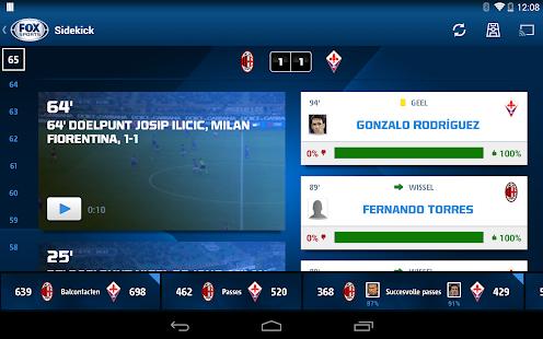 FOX Sports NL - screenshot thumbnail