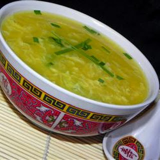Chi Tan T'ang (Egg Drop Soup).