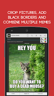Meme Generator- screenshot thumbnail