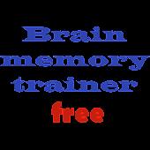 Brain memory trainer free