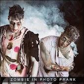 Zombie in Your Photo Prank