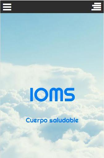 IOMS - Calculadora IMC - CCD