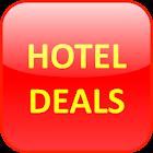 酒店优惠 icon