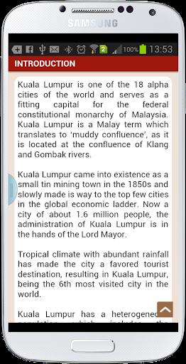 玩旅遊App マレーシア旅行ガイド免費 APP試玩