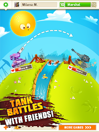 BattleFriends in Tanks Screenshot 11