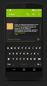 Xen Green CM11 Theme v1.61