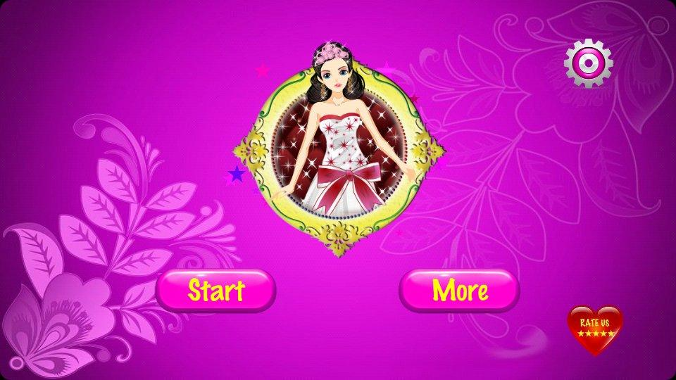 Dress up and Makeover - screenshot