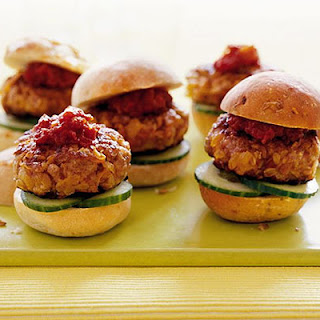 Turkey Burgers Recipe