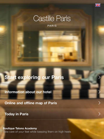 Hotel Castille - screenshot