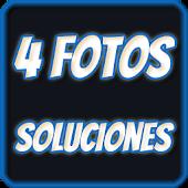 SOLUCIONES 4 fotos 1 palabra
