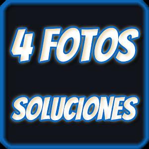 SOLUCIONES 4 fotos 1 palabra Gratis