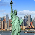 New York live wallpaper icon