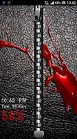 Screenshot of Lock Screen - Wallet Theme