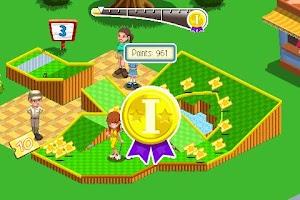 Screenshot of Mini Golf:Theme Park
