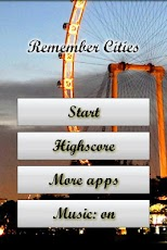 Remember Game: Сapital Cities Android Casual