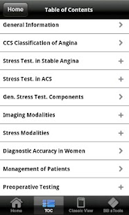 Cardiac Stress Testing apc- screenshot thumbnail