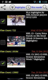 Hockey News Plus 2014 - screenshot thumbnail