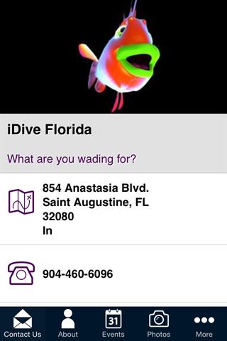 iDive Florida