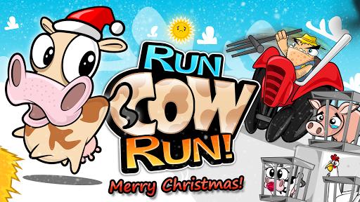 疯狂的奶牛 Run Cow Run