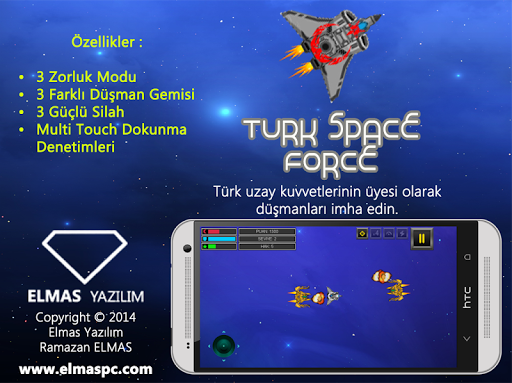 Turk Space Force