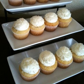 Haupia Cupcakes