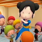 Snow White and the 7 Dwarfs icon