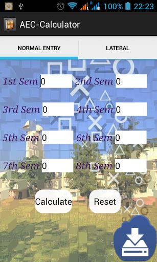 AEC-Calculator